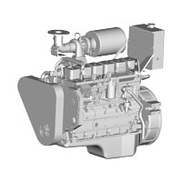 Cummins Marine Engine 6B - Marine diesel engines