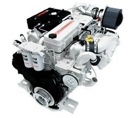 Cummins Marine Engine QSB6 - Marine diesel engines