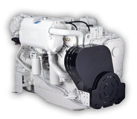 Cummins Marine Engine QSC8 - Marine diesel engines