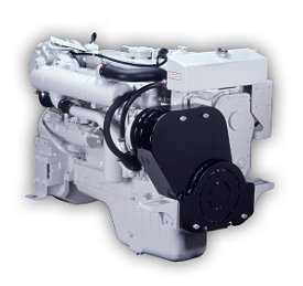Cummins Quantum Series Marine Engine QSL9 - Marine diesel engines