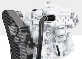 John Deere Marine Engine 4045T - Marine diesel engines