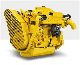 John Deere Marine Engine 6068TFM50 - Marine diesel engines