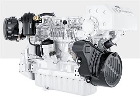 John Deere Marine Engine 6090S - Marine diesel engines