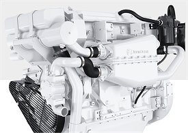 John Deere Marine Engine 6135S - Marine diesel engines