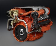 Scania Marine Engine