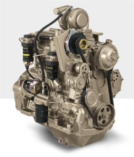 John Deere Genset Engine 4045H
