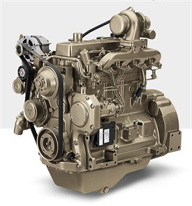 John Deere Genset Engine 4045T