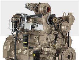 John Deere Genset Engine 6068H