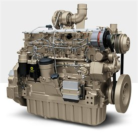 John Deere Genset Engine 6090H