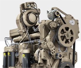 John Deere Genset Engine 6135H