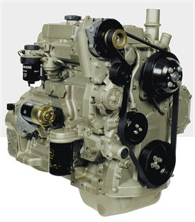 John Deere Industrial Engine 4045D - Diesel powered generators
