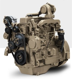 John Deere Industrial Diesel Engine 4045T - Diesel powered generators