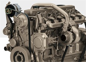 John Deere Industrial Diesel Engine 6068D - Diesel powered generators