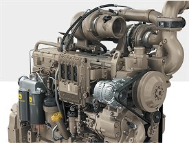 john-deere-industrial-engine-6090h - Diesel powered generators